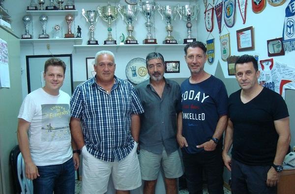 Escuela de Fútbol Juventud Madrid, una Escuela de barrio - (Entrevista - Julio de 2016)