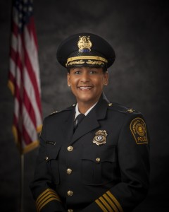 Chief Tonya Chapman