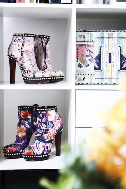 Mary Katrantzou boots