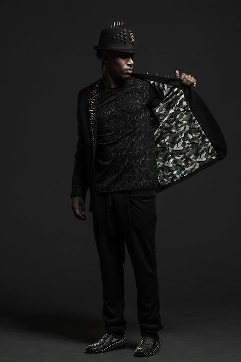 NOZO camo jacket