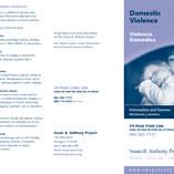 Domesticviolencebrochure