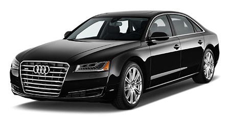 Stock Photo of 2015 Audi A8