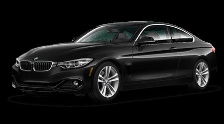 Stock Photo of 2017 BMW 4-Series
