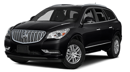 Stock Photo of 2017 Buick Enclave