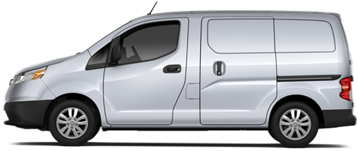Stock Photo of 2016 Chevrolet City Express