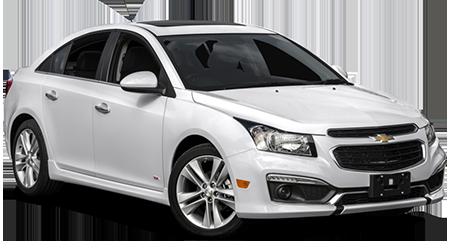 Stock Photo of 2016 Chevrolet Cruze