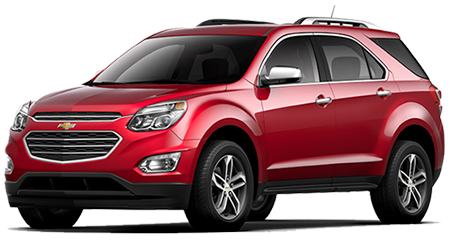 Stock Photo of 2016 Chevrolet Equinox