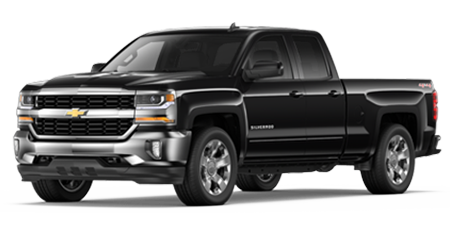 Stock Photo of Chevrolet Silverado 1500