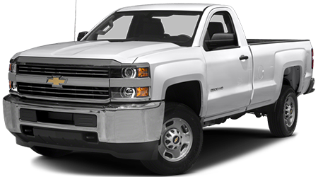 Stock Photo of 2016 Chevrolet Silverado 2500