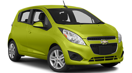 Stock Photo of 2016 Chevrolet Spark