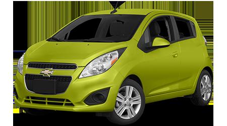 Stock Photo of 2016 Chevrolet Spark