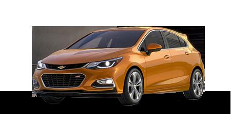 New Chevrolet Cruze Hatchback in Gadsden, AL | Team One Chevrolet of