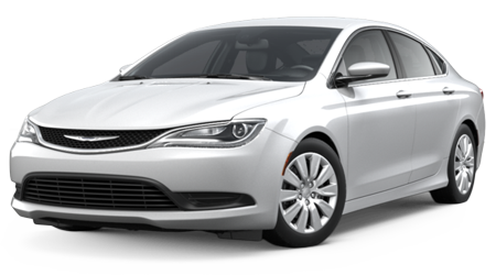 Stock Photo of 2016 Chrysler 200