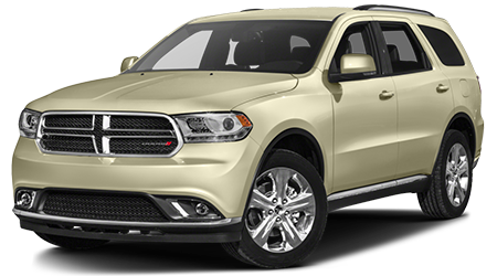 Stock Photo of 2016 Dodge Durango