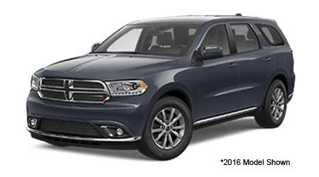 Stock Photo of 2017 Dodge Durango