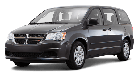 Stock Photo of 2017 Dodge Grand Caravan