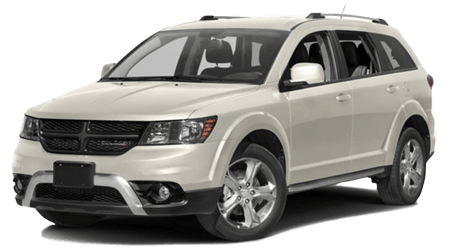 Stock Photo of 2017 Dodge Journey