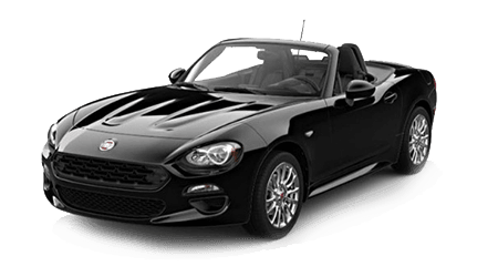 Stock Photo of 2017 Fiat 124 Spider