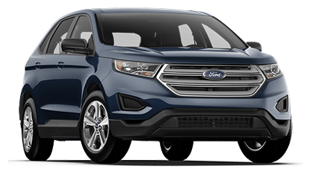 Stock Photo of 2016 Ford Edge