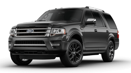 Stock Photo of 2017 Ford Expedition