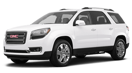 Stock Photo of 2017 GMC Acadia Limited