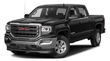 Stock Photo of 2017 GMC Sierra 1500
