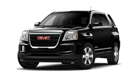 Stock Photo of 2017 GMC Terrain