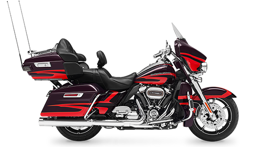 Stock Photo of 2017 Harley-Davidson CVO Limited