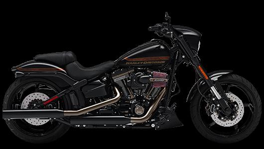 Stock Photo of 2017 Harley-Davidson CVO Pro Street Breakout