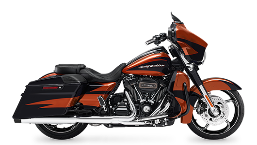 Stock Photo of 2017 Harley-Davidson CVO Street Glide