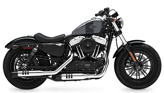 Stock Photo of 2017 Harley-Davidson Forty-Eight