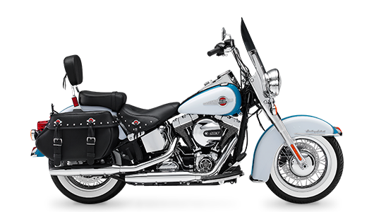 Stock Photo of 2017 Harley-Davidson Heritage Softail Classic