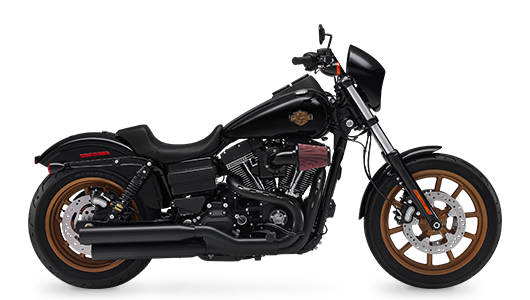Stock Photo of 2017 Harley-Davidson Low Rider S