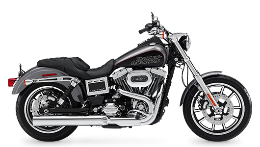 Stock Photo of 2017 Harley-Davidson Low Rider
