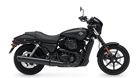 Stock Photo of 2017 Harley-Davidson Street 500