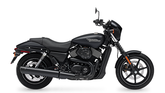 Stock Photo of 2017 Harley-Davidson Street 750