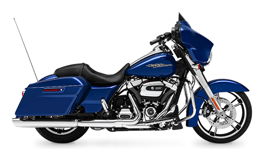 Stock Photo of 2017 Harley-Davidson Street Glide