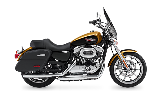 Stock Photo of 2017 Harley-Davidson SuperLow 1200T