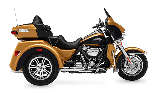 Stock Photo of 2017 Harley-Davidson Tri Glide Ultra