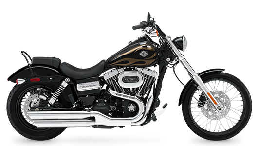 Stock Photo of 2017 Harley-Davidson Wide Glide