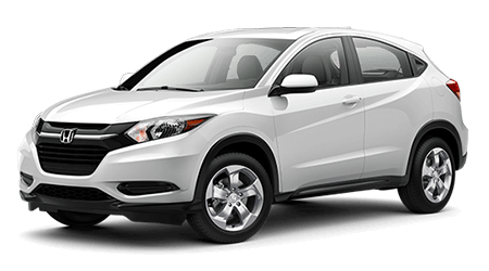 Stock Photo of 2016 Honda HR-V