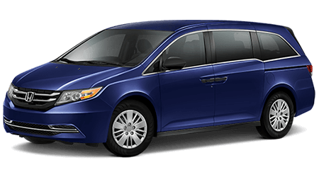 2016 honda odyssey vs dodge grand caravan in cocoa fl. Black Bedroom Furniture Sets. Home Design Ideas