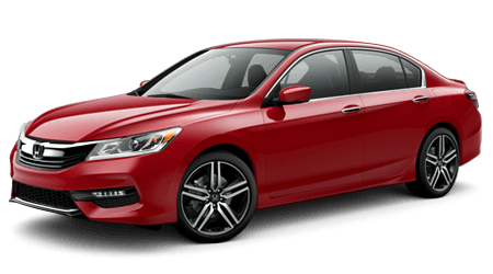 2017 Honda Accord near Queensbury