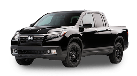 Stock Photo of 2017 Honda Ridgeline