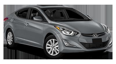 Stock Photo of 2016 Hyundai Elantra