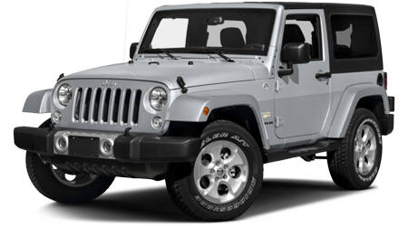 Stock Photo of 2016 Jeep Wrangler
