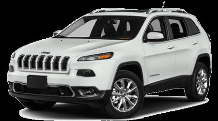 Stock Photo of 2017 Jeep Cherokee