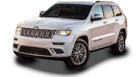 Stock Photo of 2017 Jeep Grand Cherokee