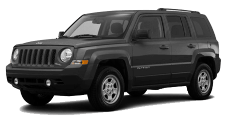 Stock Photo of 2017 Jeep Patriot