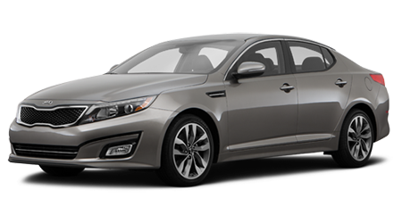 Stock Photo of 2015 Kia Optima